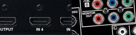 HDMI naar component