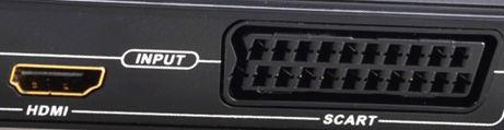 SCART naar HDMI
